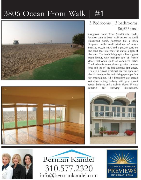 Property flyer - 4335 Marina City 1044