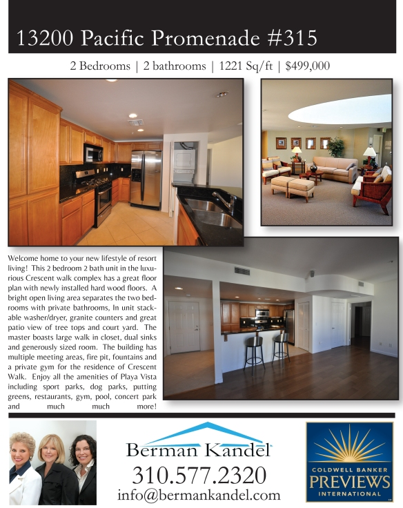 Property flyer - 4338 Redwood Ave B210